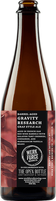 Barrel Aged Gravity Research