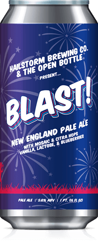 Blast! (2018)